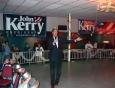 Sen. John Kerry in Sioux City