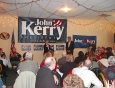 John Kerry in Onawa