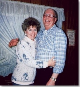 Hope and Earl Thelander