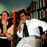 Meeting Larry McMurtry on Sept. 29, 1994