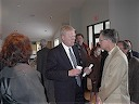 Sen. Dick Gephardt in Onawa, March 9, 2003