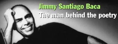 Jimmy Santiago Baca