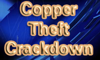 Copper Theft Crackdown image